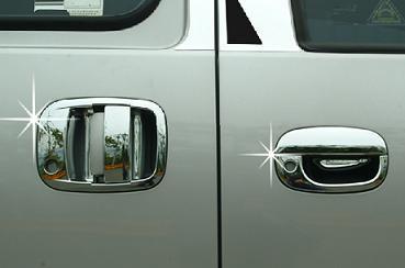 Grand Starex Chrome Door Handle Set - Korean Auto Imports