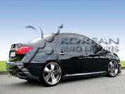 2007 Elantra Cuper Side Skirts
