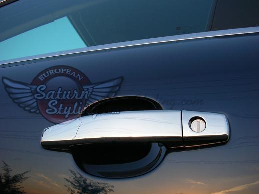 Captiva Stainless Steel Door Handles Korean Auto Imports