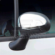 02-06 Matiz Chrome Mirror Covers