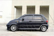 Matiz M&S Body Kit