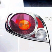Matiz Chrome Taillight Covers