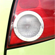 Matiz R&T Chrome Taillight Accent Rings