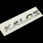 """Aveo/Kalos 03-06 Crystal """"Kalos"""" Emblem"""