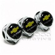 "Lacetti ""Chevy"" License Bolts"