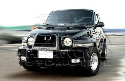 Korando Body Kit Korean Auto Imports