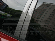 Matiz 07+ Carbon Look Door Pillars