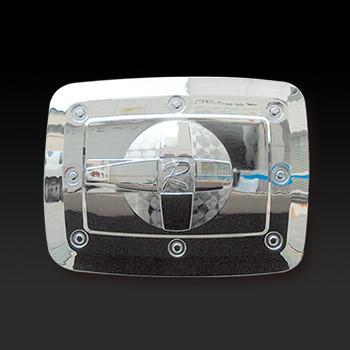 rexton chrome fuel cap korean auto imports. Black Bedroom Furniture Sets. Home Design Ideas