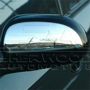 Lacetti / Forenza Chrome Mirror Covers