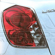 Lacetti / Forenza Chrome Taillight Covers