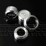 "Captiva ""Chevy"" Stainless Steel Control Knobs"