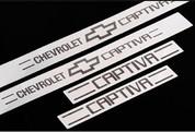 """Captiva """"Chevrolet"""" SS Door Sills"""