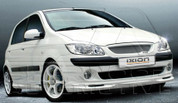 Getz / Click Ixion Body Kit