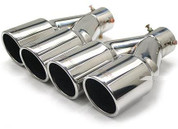 Dual Exhaust Tips Type 1