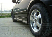 Actyon AirPlus Side Skirts