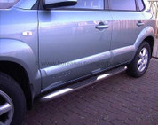 *BLOWOUT* Sportage Stainless Steel Sport Side Bars