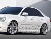 2009-2010 Sonata Ixion Side Skirts