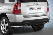 09+ Sportage SS Rear Bumper Corner Guards