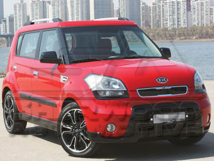 Soul OE Sport Body Kit  Korean Auto Imports