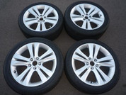 "(Clearance) Genesis Coupe 18"" Wheel & Tire Package"