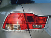 09+ Optima Chrome Taillight Trim
