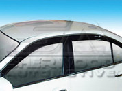 09+ Optima Smoke Window Visors