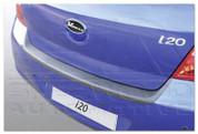 2009 - 2012 i20 5 Door MOLDED Rear Bumper Paint Guard Protector