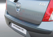 2008 - 2011 i10 MOLDED Rear Bumper Paint Guard Protector