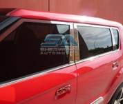 Soul Stainless Steel Window Trim Package - 20pc