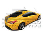 Genesis Coupe Rallye Stripe Set
