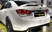 Chevy / Holden Cruze MyRide Rear LED Lip Spoiler