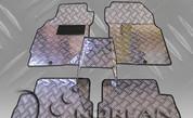 Chevy / Holden Cruze Aluminum Floor Mats 5pc