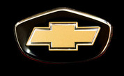 "Chevy / Holden Cruze ""Chevy"" Steering Wheel Emblem"