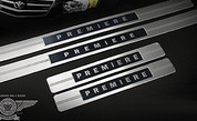 "Chevy / Holden Cruze Exos ""Premiere"" Door Sill Set"