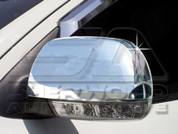 07+ Santa Fe Chrome Mirror Cover for LED Version