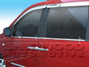 06+ Sedona Chrome Window Sill Set