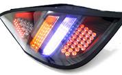 i30 Black Bezel Premium LED Taillights