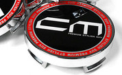 07+ Santa Fe NEW CM Wheel Cap Set