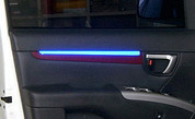 07+ Santa Fe LED Interior Door Accent Kit