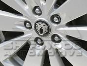 2010+ Santa Fe Black Tigris Wheel Cap Set