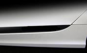 Sonata YF i45 Black door decal set 2011 2012 2013 2014