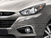 Chevy / Holden Spark Chrome Bumper Molds