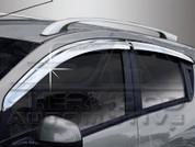 Chevy / Holden Spark Chrome Window Visors