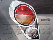Chevy / Holden Spark Chrome Taillight Covers