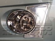Chevy / Holden Spark Chrome Fog Light Covers