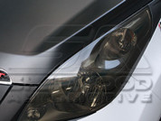 Chevy / Holden Spark Black Bezel Headlights