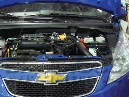Chevy Holden Spark Cold Air Intake Korean Auto Imports