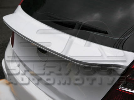 i30 /  Rear Glass Spoiler
