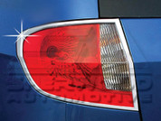 Getz / Click Chrome Taillight Trims