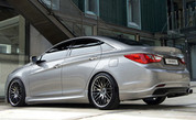 2011+ Sonata i45 Ixion Body Kit